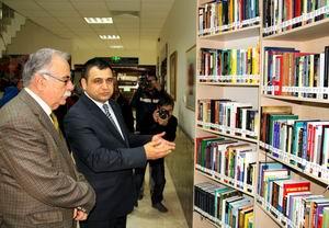Bu Kütüphane Türkiye'ye Örnek Olacak