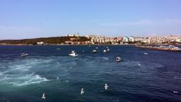 18 Mart Tepesi ve Amatör Balıkçılar