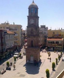 Çanakkale Saat Kulesi ve Meydanı