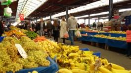 Çanakkale Cuma Pazarından Bir Görünüm