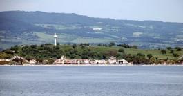 Dardanos Sahilinden Görünüm