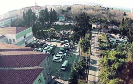 Çanakkale Devlet Hastanesi Girişi