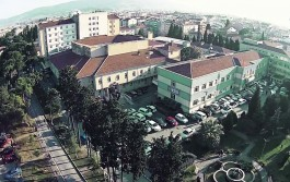 Çanakkale Devlet Hastanesinin Havadan Görünümü