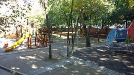 Çanakkale Halk Bahçesi'ndeki Çocuk Parkı