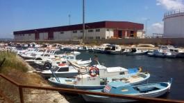 Kepez Balıkçı Barınağı'ndan Genel Görünüm