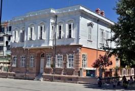 Çanakkale Kordon Boyunda Bulunan Tarihi Necip Paşa Konağı