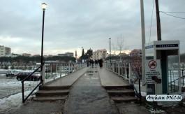 Sarıçay Üzerindeki 'Tahta Köprü' Olarak Bilenen Köprü