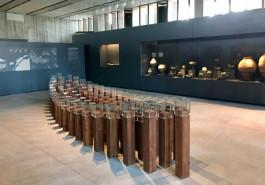 Troya Müzesi'nin İçinden Genel Görünüm