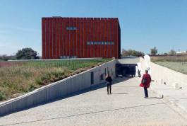Troya Müzesi'nden Genel Görünüm
