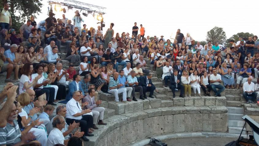 """""""54. Uluslararası Troia Festivali"""" Başladı"""