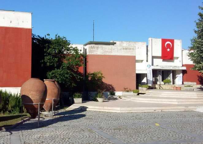 Çanakkale Arkeoloji Müzesi Kapatıldı