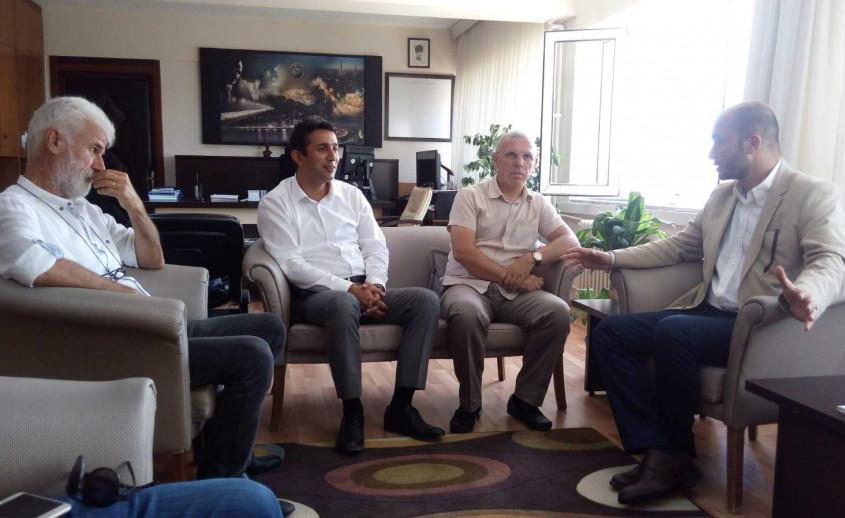 ÇATOD'dan Sanayi Elektrik Tarifesi Talebi