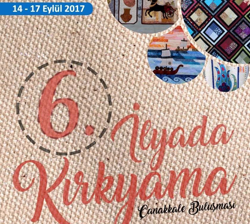 Kırkyama Sanatçıları Çanakkale'de Buluşacak