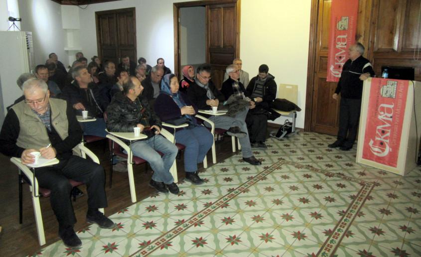 Mondros Mütarekesinin Çanakkale'de Uygulanışını Konuştular