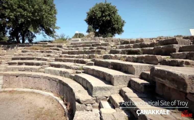 """Turkey Home""den Unesco Dünya Miras Listesi Filmi"