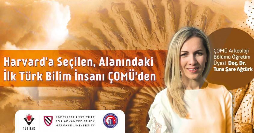 İşte Harvard'a Seçilen Alanındaki İlk Türk Bilim İnsanı