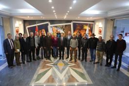 """""""Kültür Rotaları Projesi"""" Bölge Turizmini Canlandıracak"""