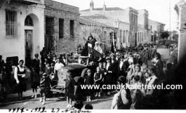 İşte 23 Nisan'a Ait 85 Yıl Önceki Tarihi Fotoğraf