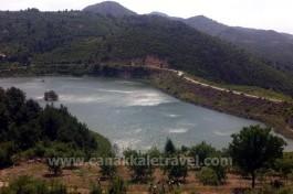 Çanakkaleliler... Atikhisar Barajı'nda Beton Kalmadı!