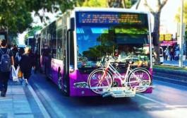 """Çanakkale'de Yeni Uygulama: """"Ben Nereye, Bisikletim Oraya!"""""""