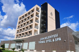 Çan Termal Otel Satılıyor