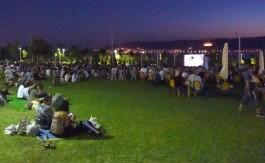 Çanakkale'de  Açık Hava Sinema Geceleri Başlıyor