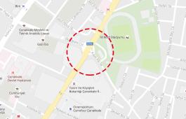 Çanakkale'de O Caddeler Yaya ve Araç Trafiğine Kapanacak