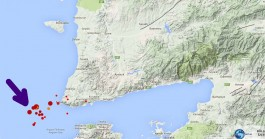Çanakkale'de 3 Saatte 20 Deprem Oldu!