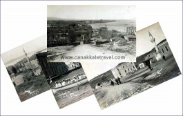 İşte Çanakkale'nin 100 yıl Önce Fotoğraflarını Çeken Kişi