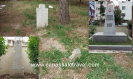 Burada Yatan Çanakkale Şehitleri Unutuldu