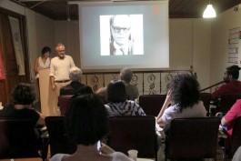 Çanakkale Kent Müzesi'nde Reşat Tabak Dönemi Konuşuldu