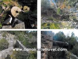 Boğaz Köprüsüne Yol Ararken Tarihi Değirmen Buldular