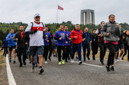 """Binlerce Kişi """"Turkcell Gelibolu Maratonu""""nda Koşacak"""