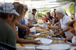 Bozcaada'da Yerel Tatlar Festivali'ne Büyük İlgi