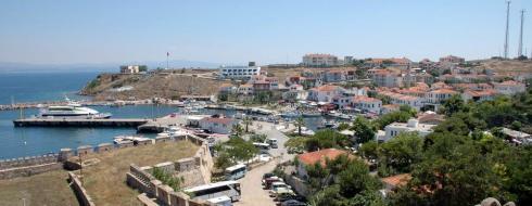 Bozcaada'ya Gelen Turist Sayısında Yüzde 30 Azalma