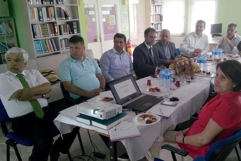Çanakkale'ye Yeni İl Halk Kütüphanesi Yapılacak