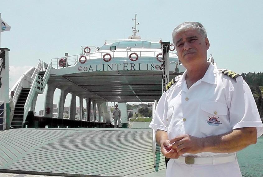 Çanakkale Boğazı'nın Yarım Asırlık Kaptanı
