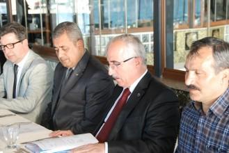 ÇATTAB Nisan 2013 Toplantısı Yapıldı