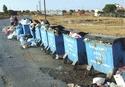 Turistik Köyde Çöp Sorunu