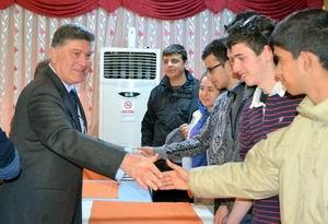 Ayvacık'ta Türk-Yunan Dostluğu