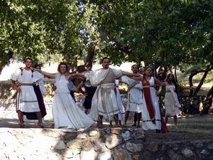 Bayramiç'te Mitolojik Düğün