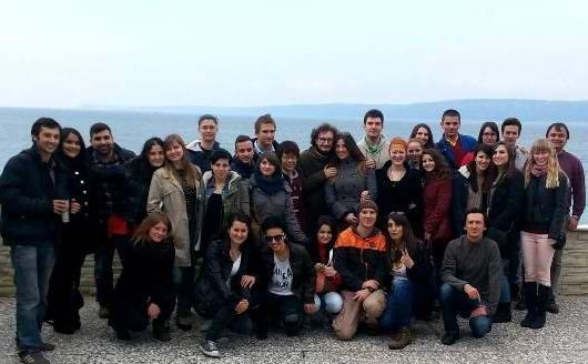 Erasmus Öğrencileri Kahvaltıda Buluştu
