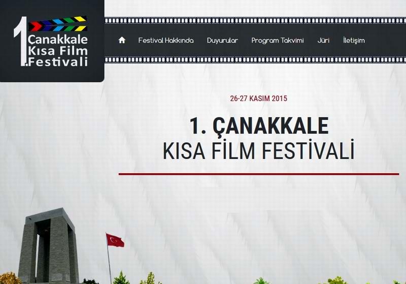 """""""1.Çanakkale Kısa Film Festivali"""" Hazırlıkları Sürüyor"""