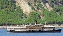 Tarihi Gemiyle Yolculuk