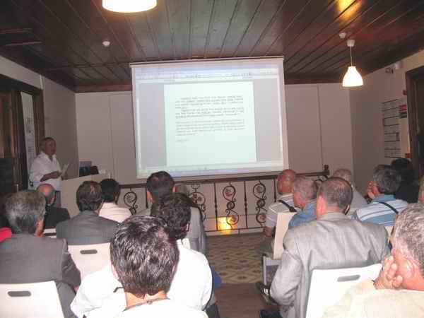 Halk Bilimci Ömer Gözükızıl dan Konferans