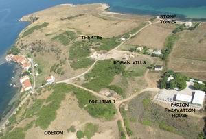Parion Antik Kentinde Kazı Çalışmaları Başladı