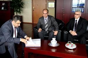 GMKA, BAÜ ve ÇOMÜ Protokol İmzaladı