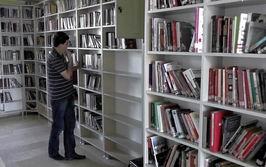 Kütüphanedeki Kitap Sayısı Artıyor