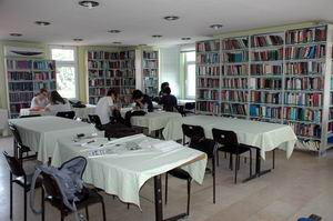 Engellilerin Kütüphane Çilesi