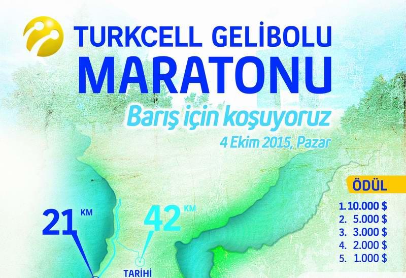 Çanakkale''de Maraton Heyecanı Başlıyor